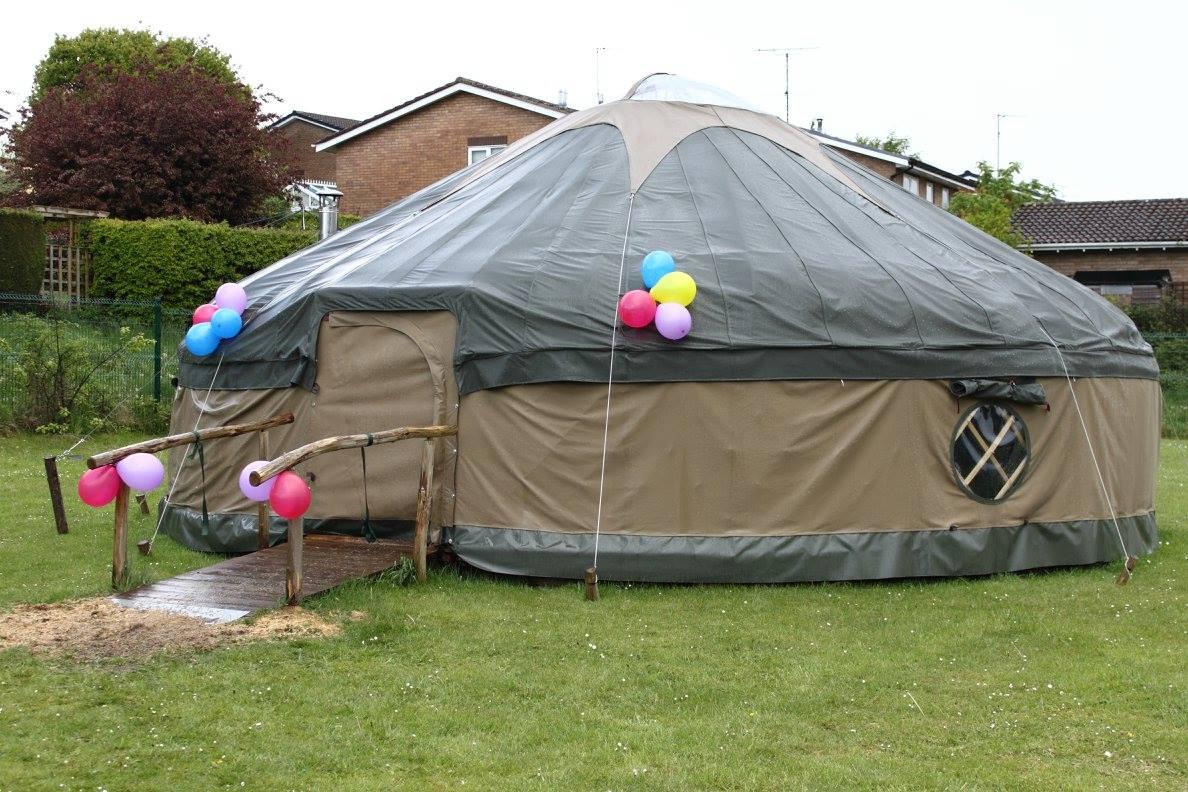 Yurt - an Outdoor Classroom